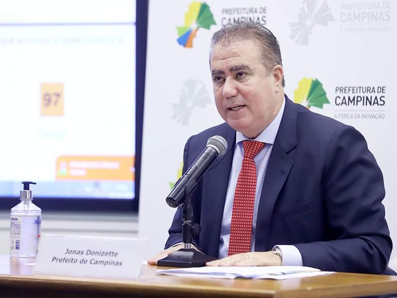 TJ-SP afasta prefeito de Campinas por improbidade administrativa