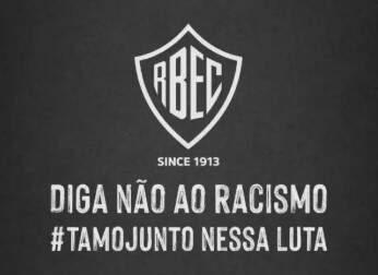Rio Branco manifesta apoio no combate ao racismo