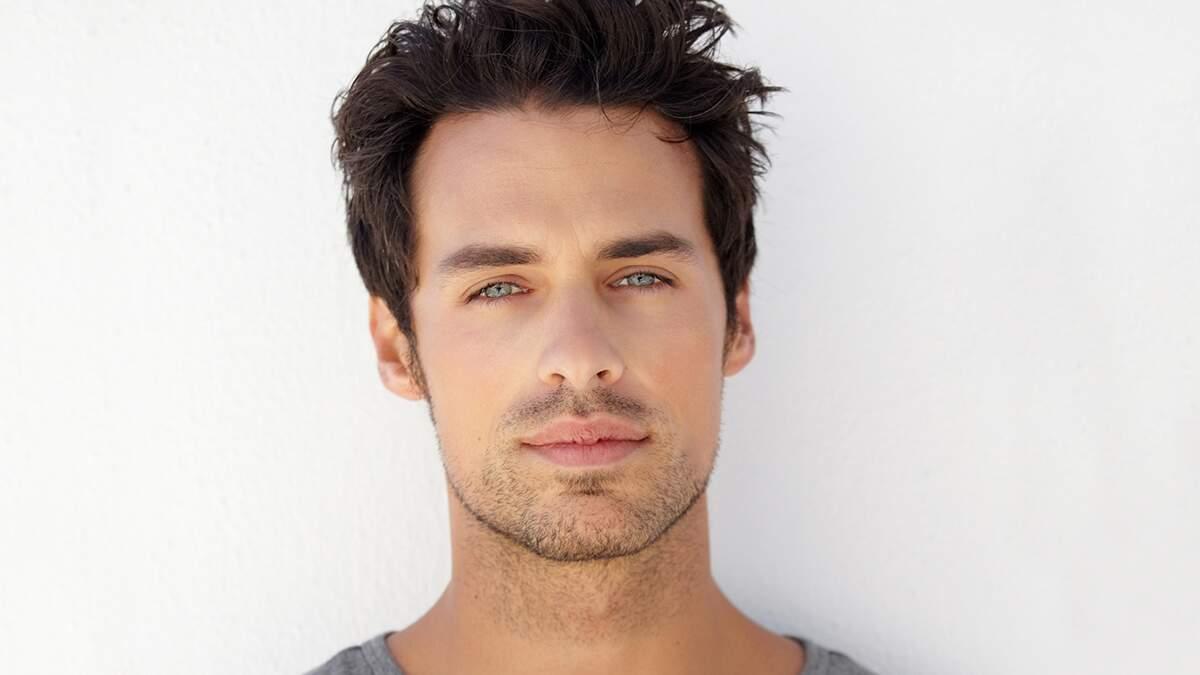 Linha viril: os destaques de um rosto masculino