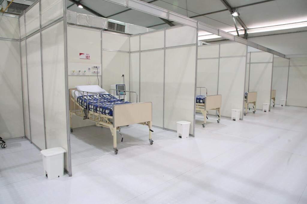 São Paulo vai receber pacientes da região de Campinas