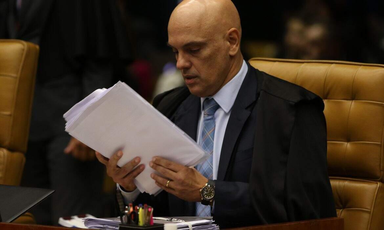 Alexandre mantém quebra de sigilo de investigados por atos antidemocráticos