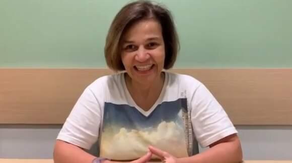 Claudia Rodrigues tem fratura na costela e novas lesões no cérebro