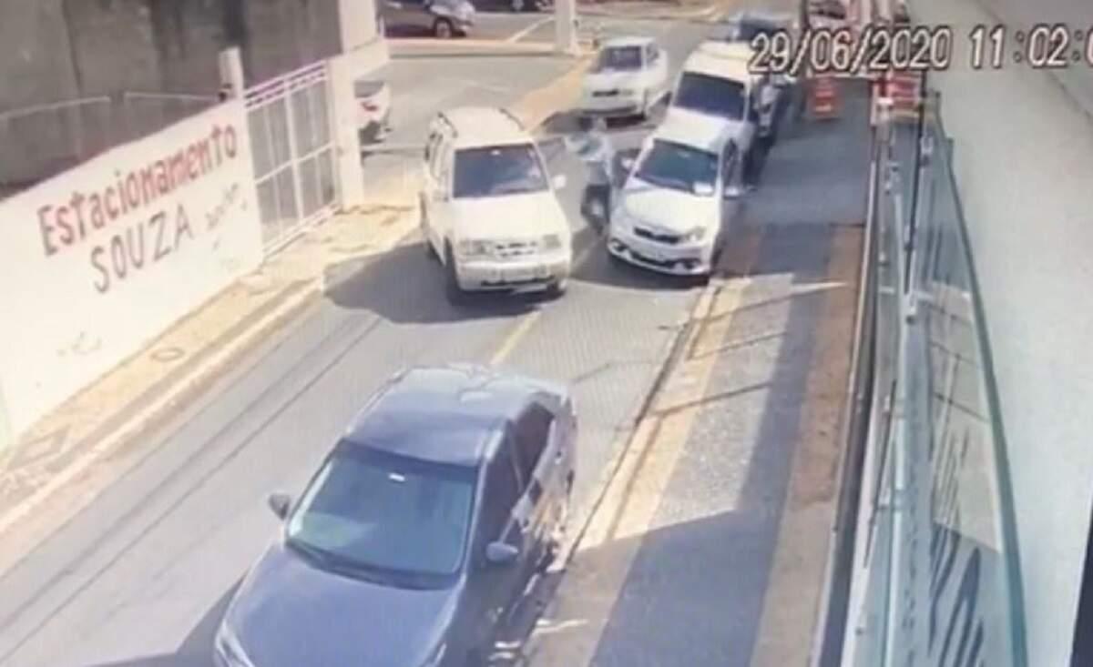 Assessor da prefeitura é agredido por ex-vereador em Sumaré; veja o vídeo