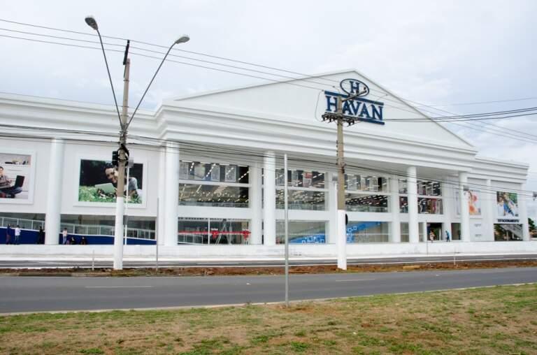 Havan é lacrada pela fiscalização em Hortolândia