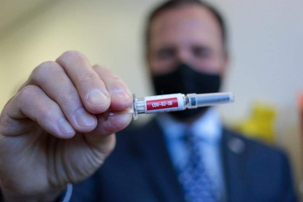 Doria critica declaração pessimista da OMS sobre vacina