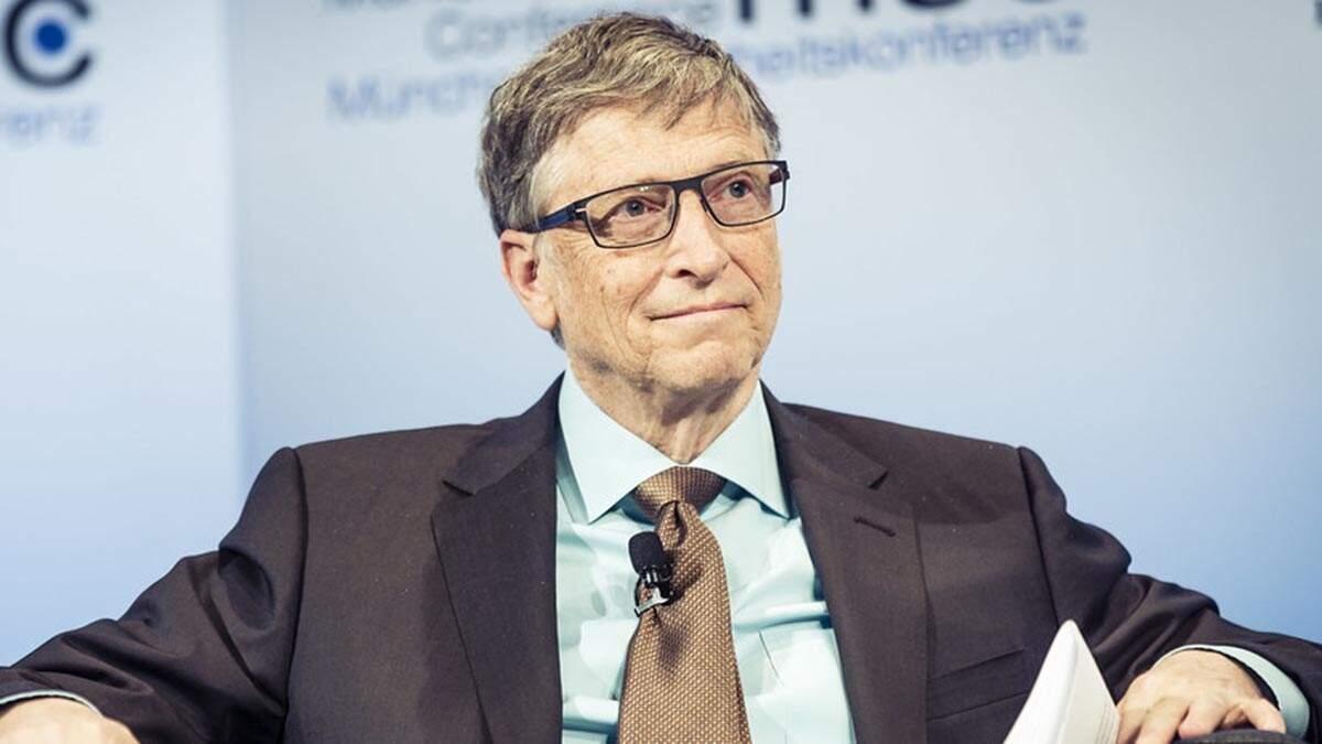 Vacina não deve ir para quem pode pagar mais, diz Bill Gates