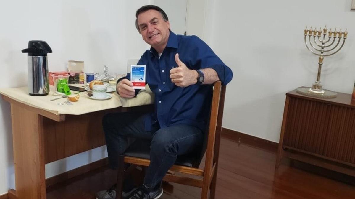 Bolsonaro diz que perda de vidas poderia ter sido evitada com cloroquina