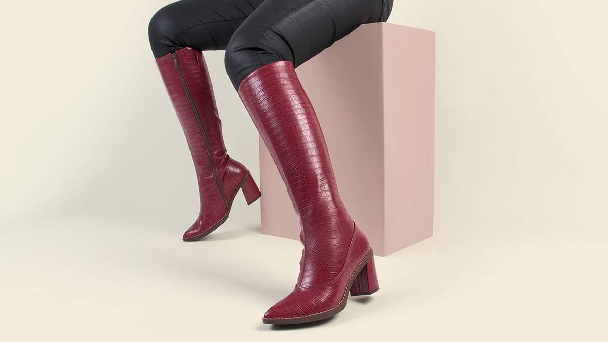 Especialista em moda dá dicas de como escolher o modelo ideal de bota