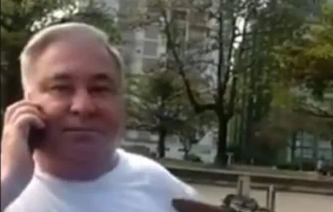 Gilmar suspende inquérito contra desembargador que humilhou guardas em Santos