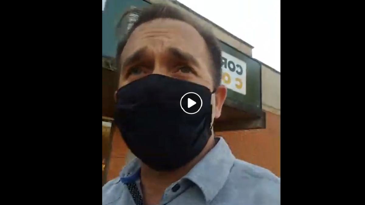 Vereador invade Hospital de Campanha e caso vai parar na polícia