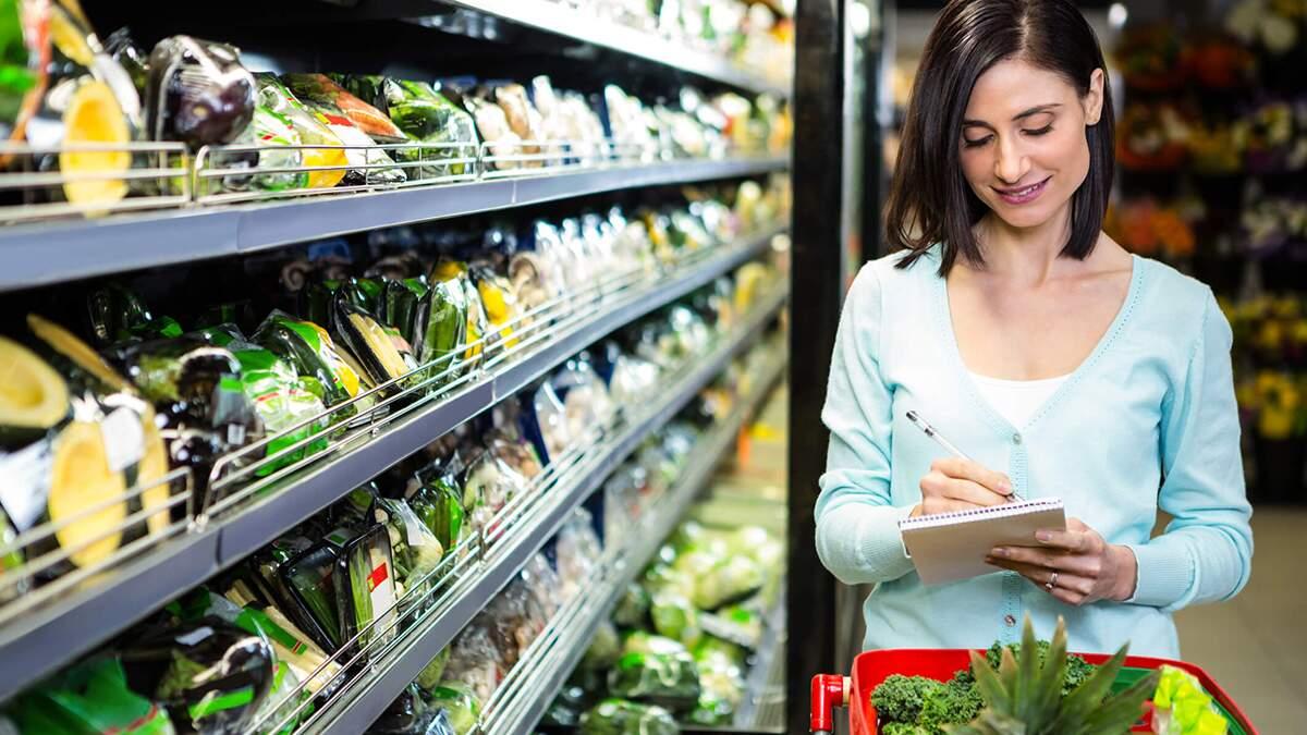 Para economizar tempo e dinheiro no supermercado