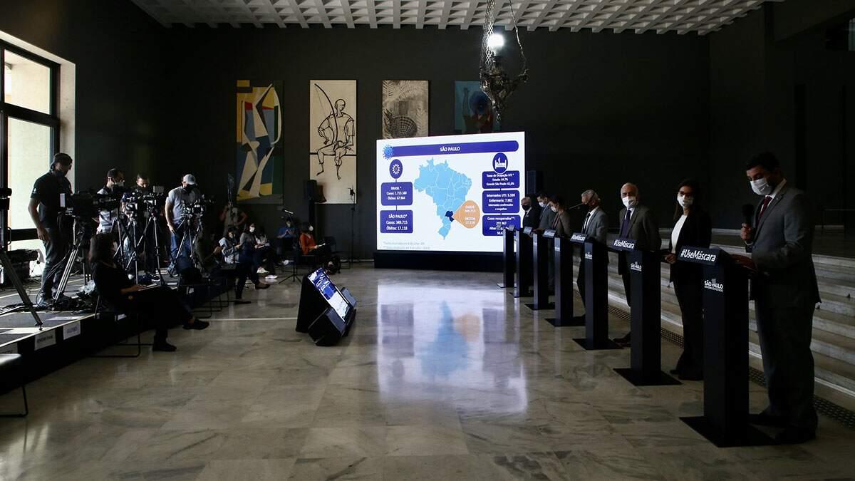 Americana e região seguem na fase vermelha do Plano São Paulo