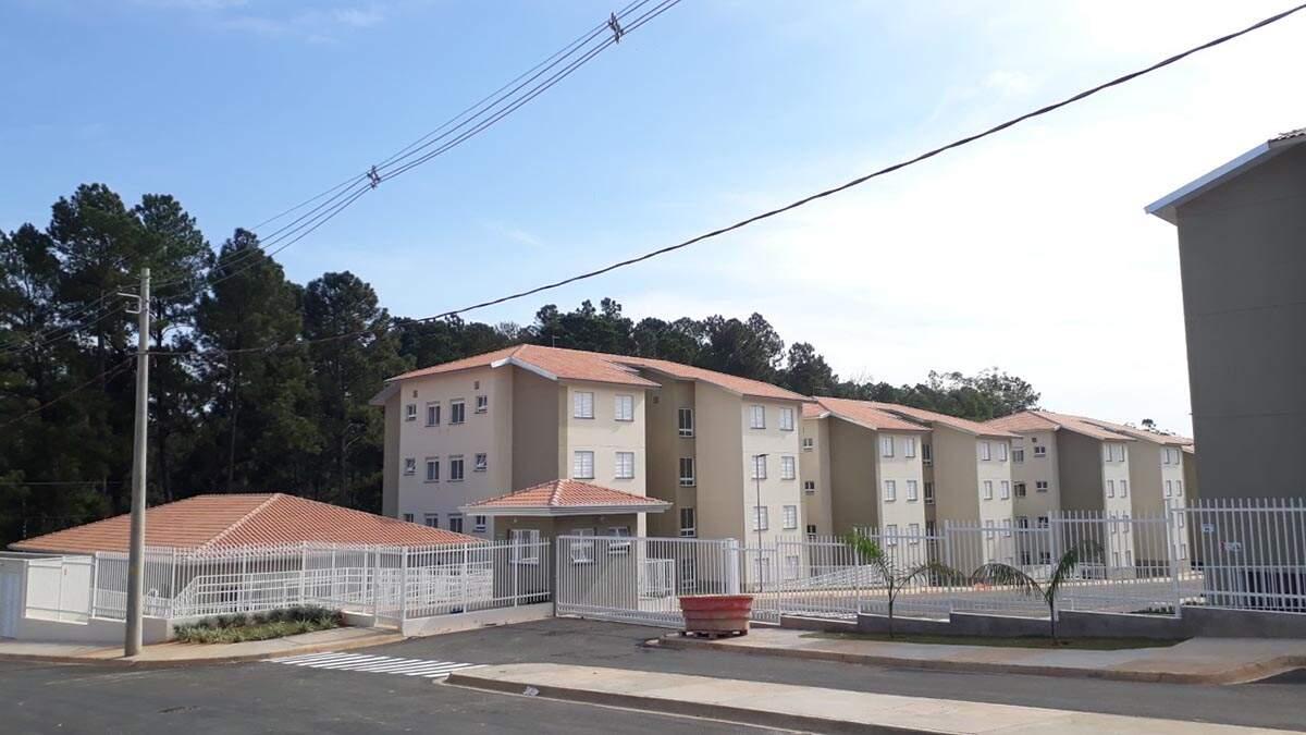 Residencial Tainá será entregue em setembro
