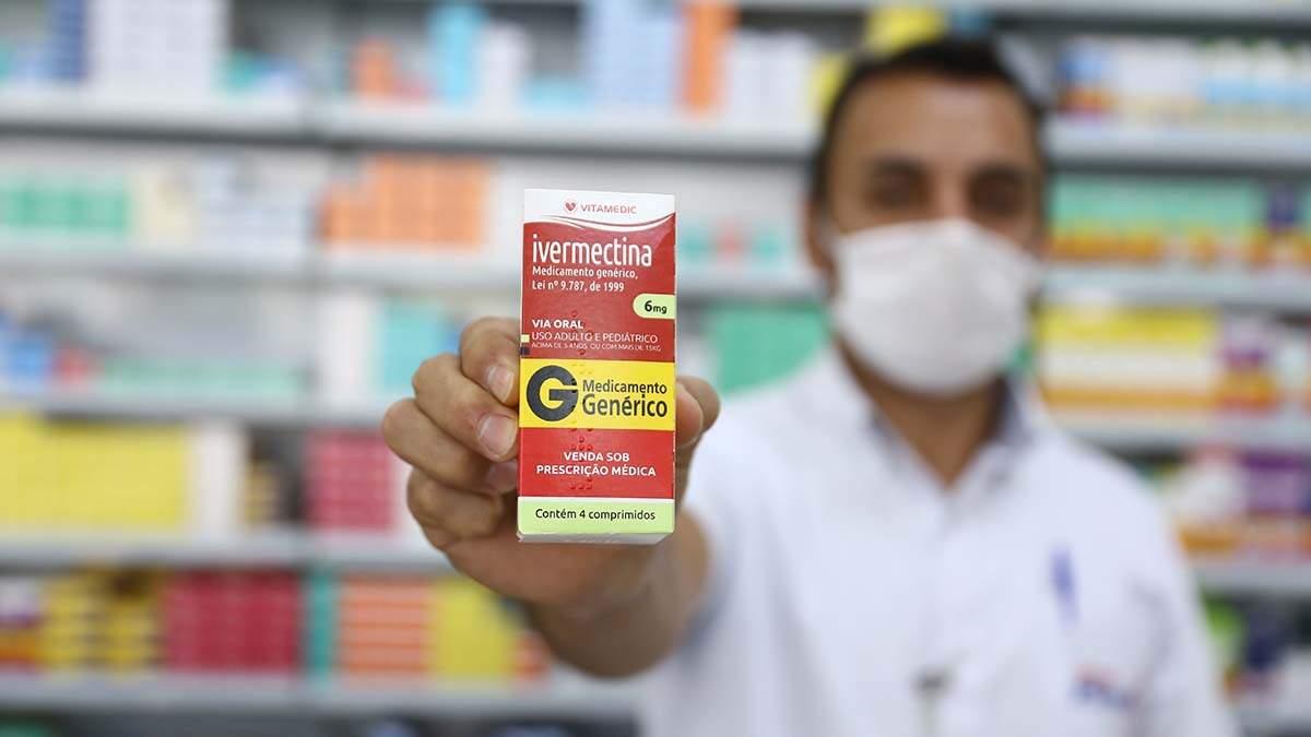 Ivermectina gera corrida à farmácia e desabastecimento do remédio