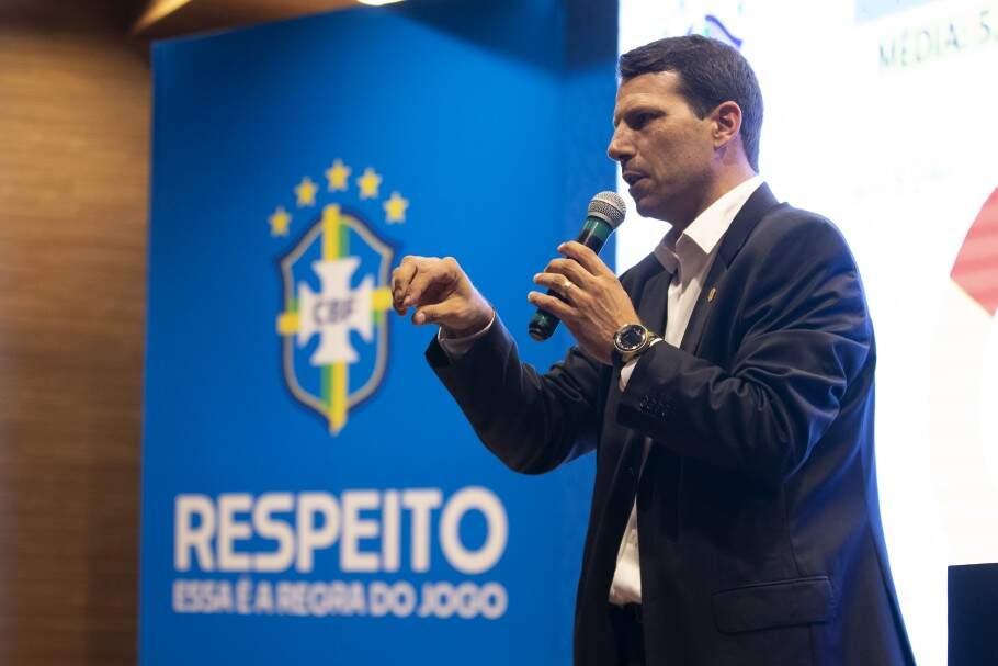 Grêmio pede anulação do jogo contra o São Paulo e afastamento de Gaciba na CBF