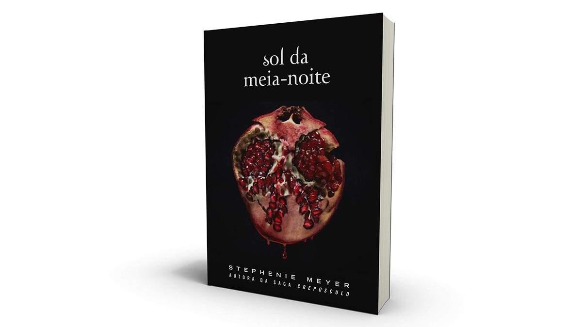 Saga 'Crepúsculo' ganha um novo livro: 'Sol da Meia-Noite'