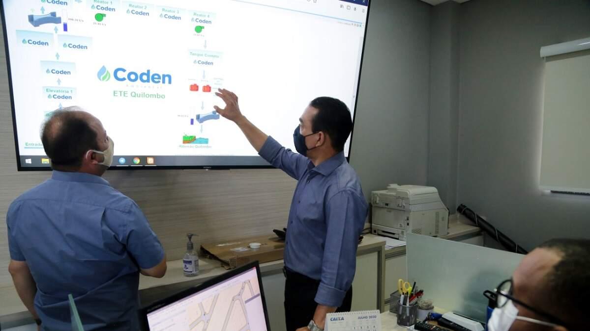 Nova Odessa passa a monitorar esgoto em tempo real