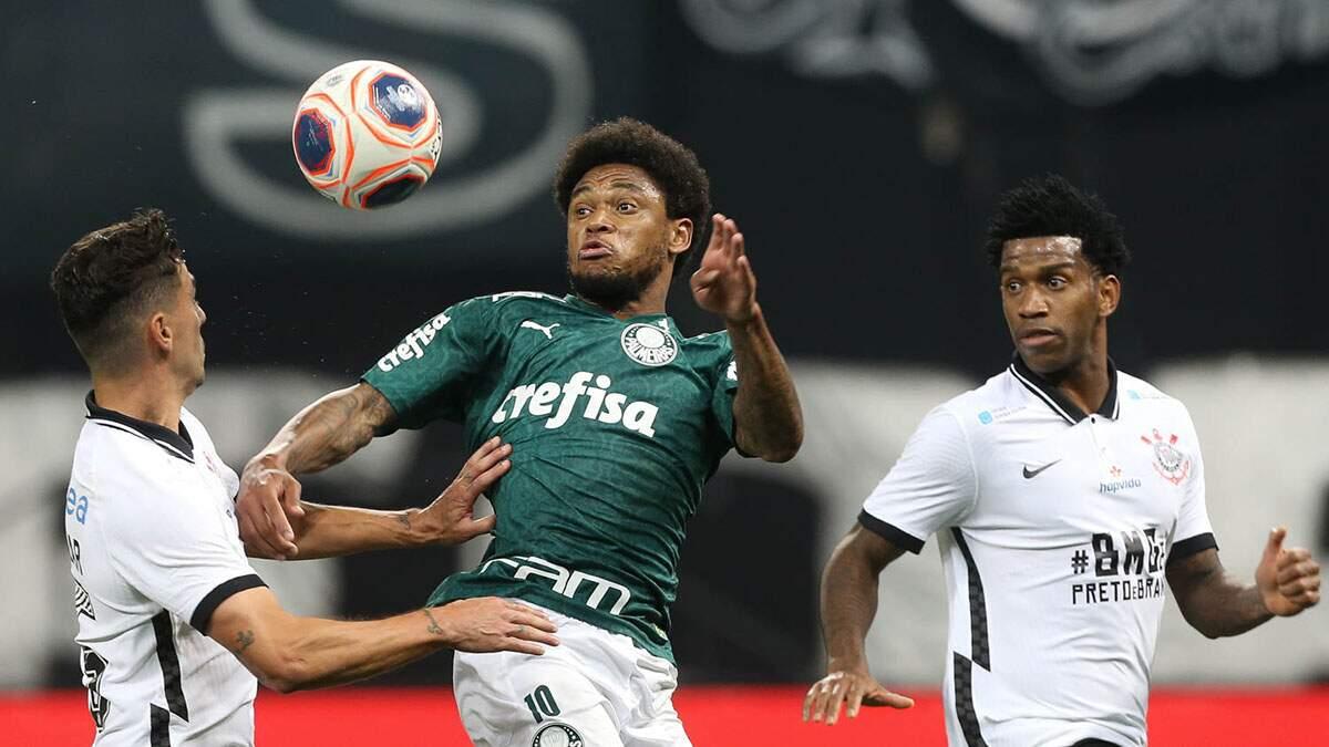 Após empate sem gols, Palmeiras e Corinthians fazem duelo final do Paulistão