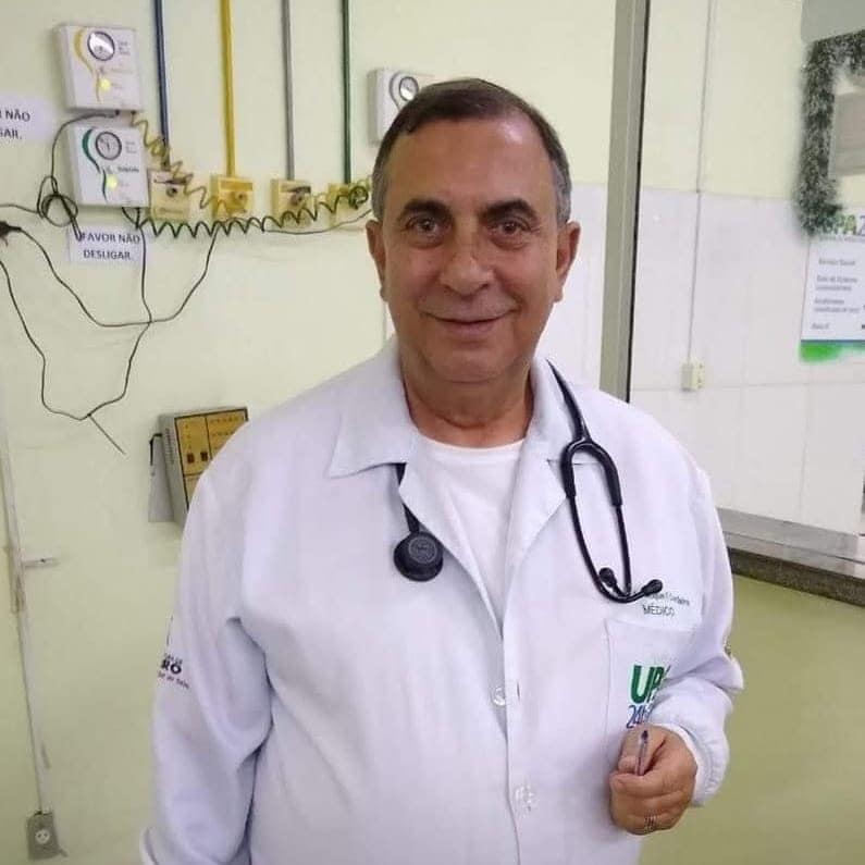 Médico da UPA Matão, em Sumaré, morre por coronavírus