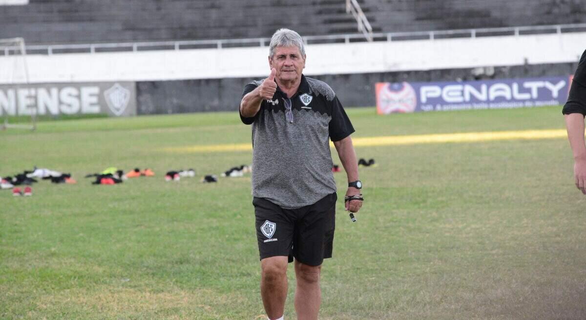 Rio Branco vai jogar no esquema 3-4-3 contra o Atibaia