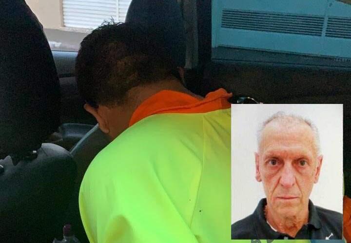 DIG prende acusado de matar idoso em Santa Catarina
