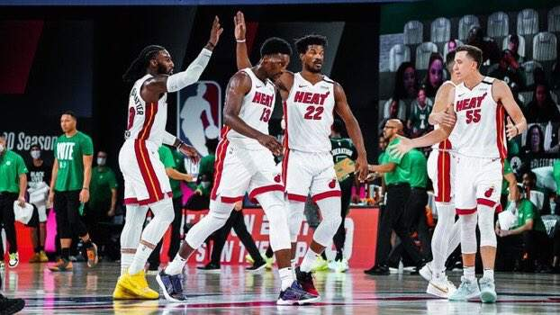 De virada, Heat bate Celtics e abre 2 a 0 na final do Leste na NBA