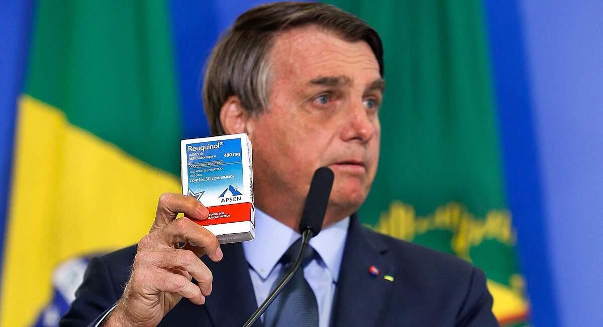 Ministério da Saúde planeja 'Dia D' contra Covid-19 com cloroquina