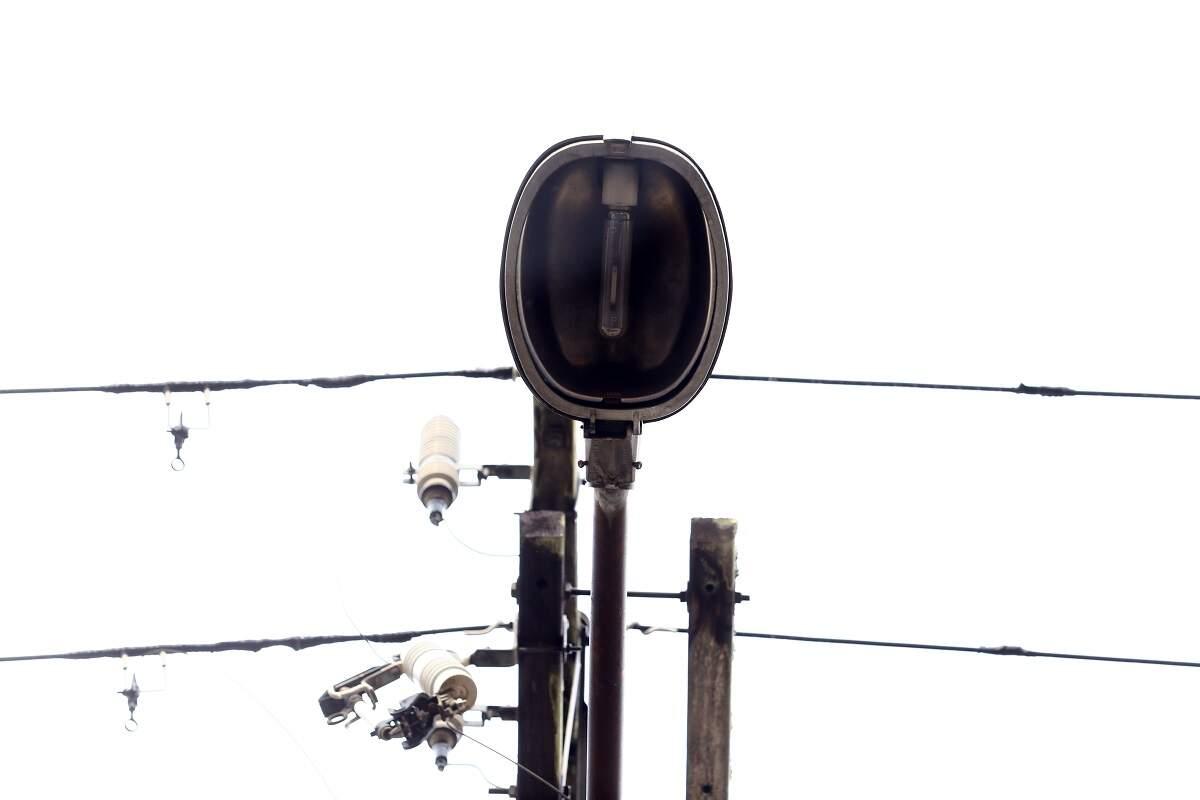 Prefeitura vai trocar lâmpadas no Centro e na região do Nova Carioba