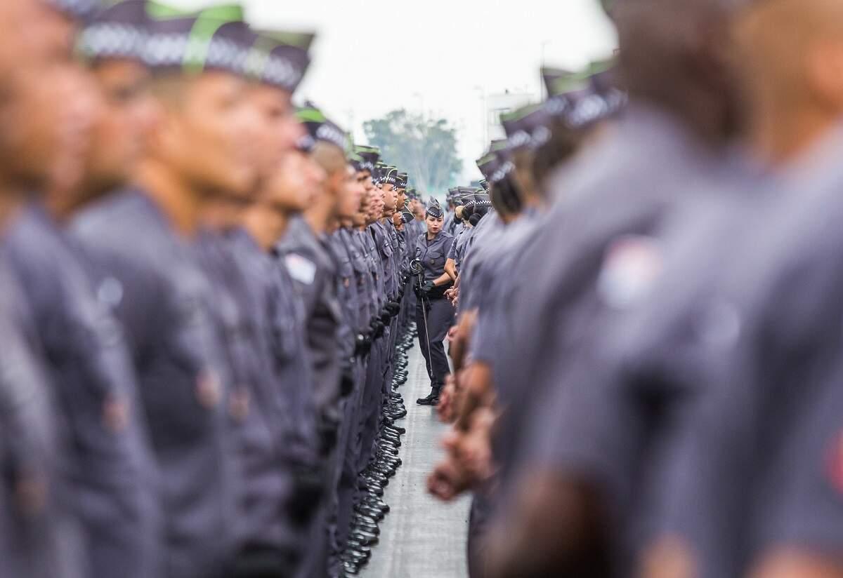 PM de São Paulo vai regulamentar uso da farda na propaganda eleitoral