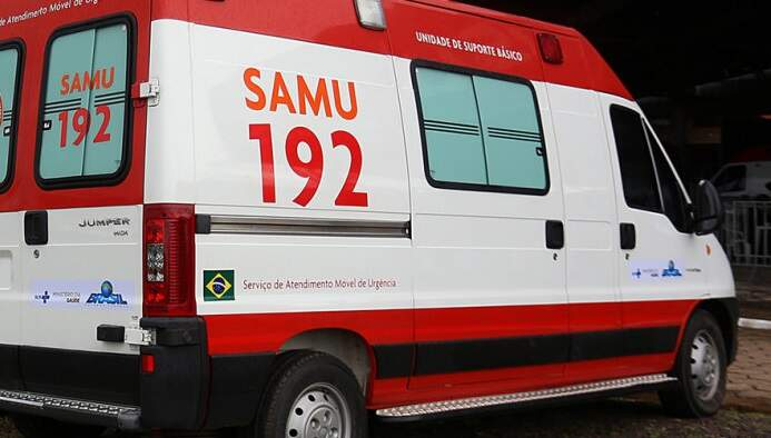 Homem e mulher grávida ficam feridos após explosão dentro de casa em Hortolândia