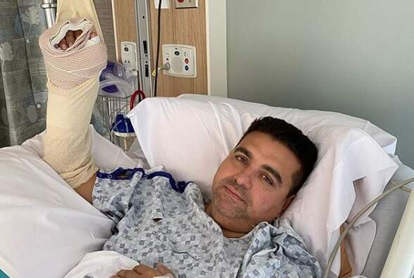 Buddy Valastro detalha acidente que causou cirurgia em sua mão