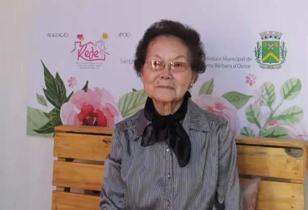 Fundadora da Rede Feminina de Combate ao Câncer morre aos 90 anos