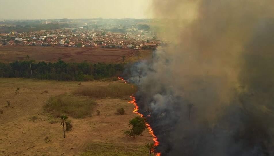 Não pode ser acidente', diz delegado da PF sobre incêndios no Pantanal