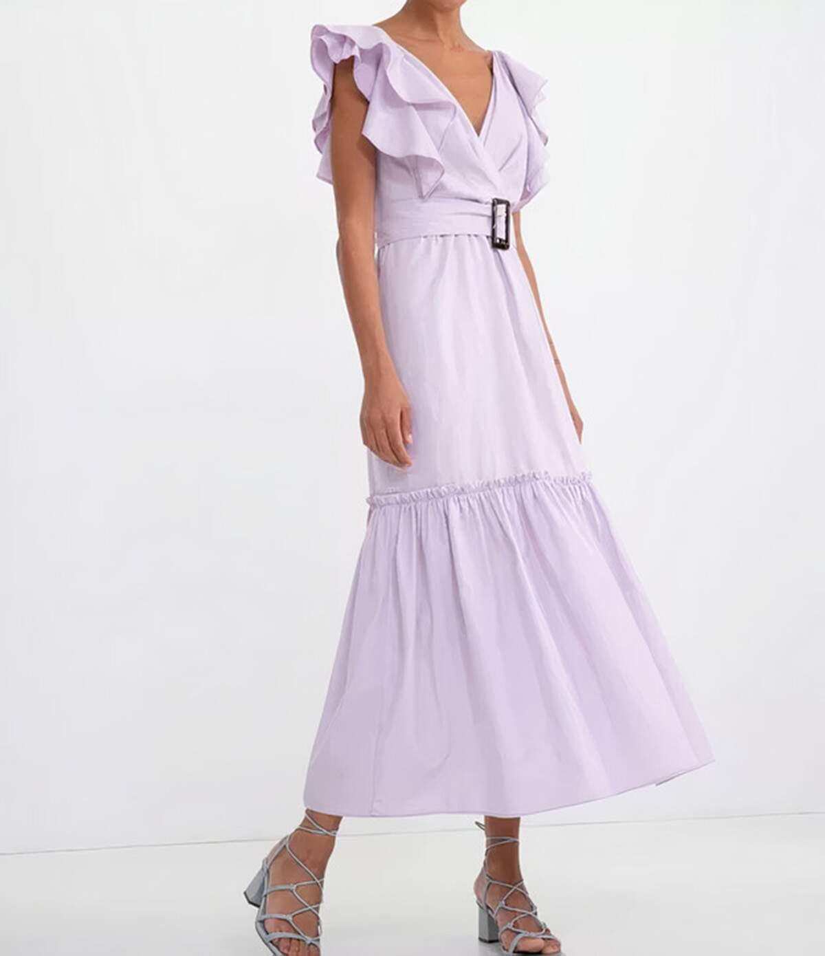 Tendência breezy dress
