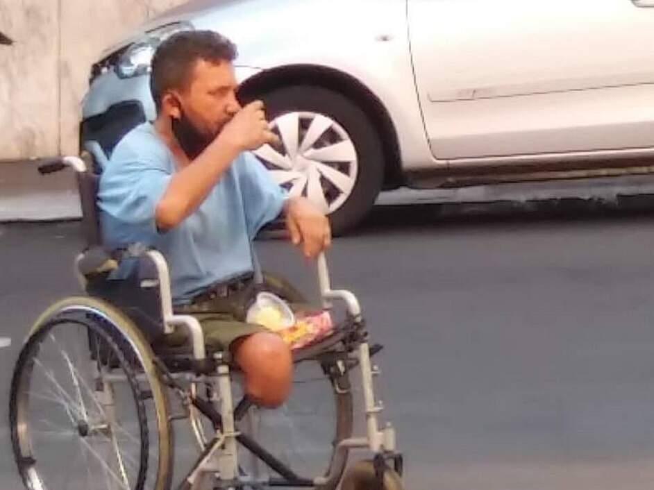 Cadeirante morre ao ser jogado de viaduto em Bauru