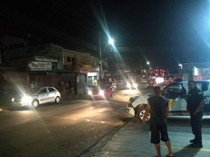 Aumentam ocorrências de perturbação do sossego e aglomerações em Hortolândia