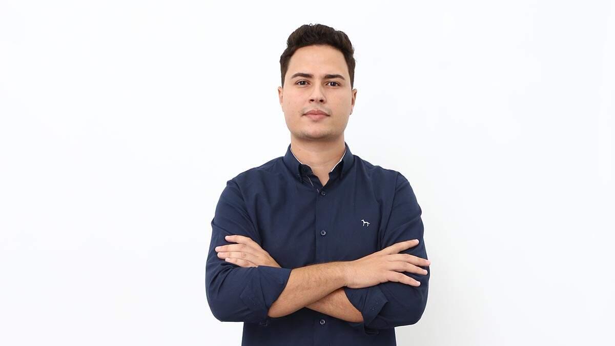 Marcos Fontes será o candidato sabatinado pelo LIBERAL nesta quarta