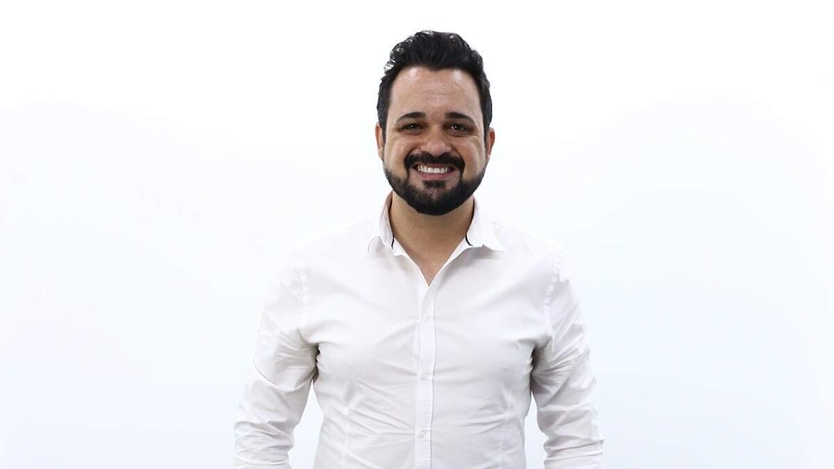 Fabiano Pinguim será o entrevistado desta terça na sabatina do LIBERAL