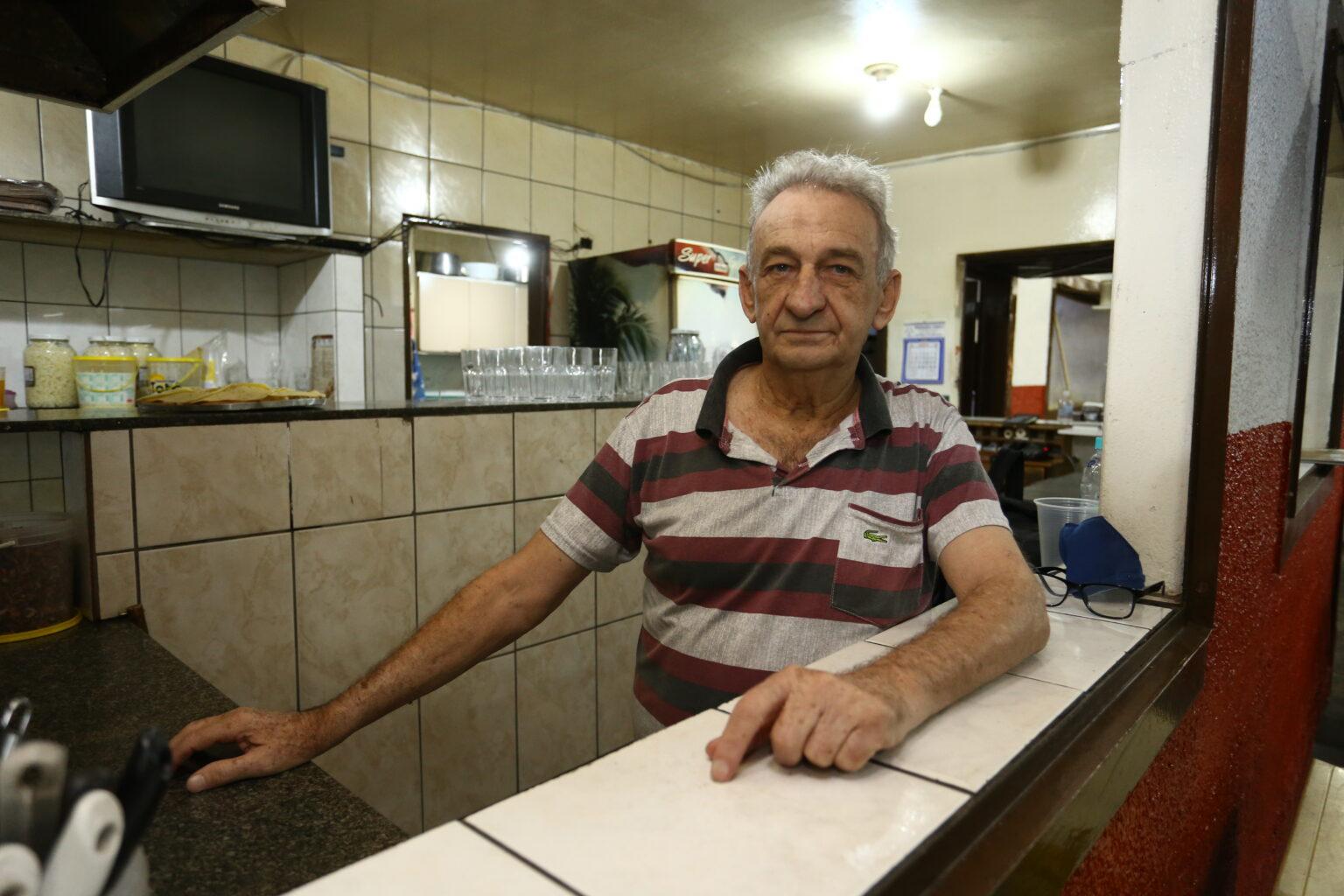 João Pértile, do Titio Lanches e Bar Garoto, morre aos 74 anos