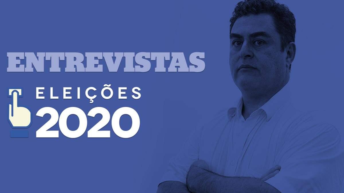 Adriano de Oliveira, candidato a prefeito de Americana, é entrevistado pelo LIBERAL