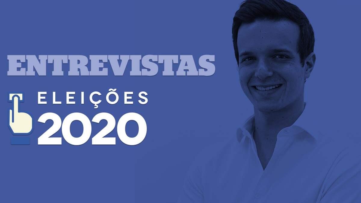 Rafael Macris, candidato a prefeito de Americana, é sabatinado pelo LIBERAL
