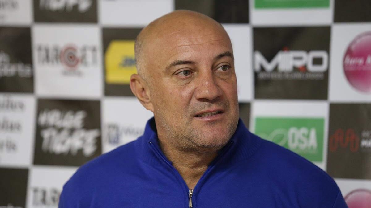 Marcos Campangnollo está de volta ao Rio Branco