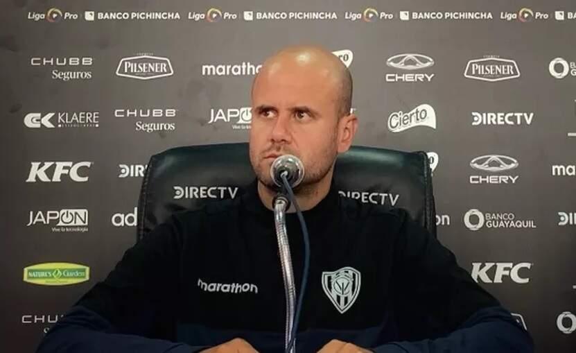 Palmeiras vai até o Equador para fechar contratação de Miguel Ángel Ramírez