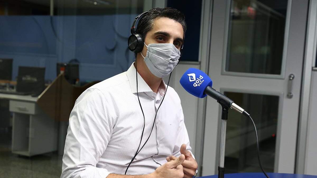 Rafael Piovezan fala em gerar energia a partir do lixo