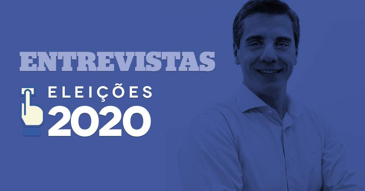 Rafael Piovezan, candidato a prefeito de Santa Bárbara, é entrevistado pelo LIBERAL