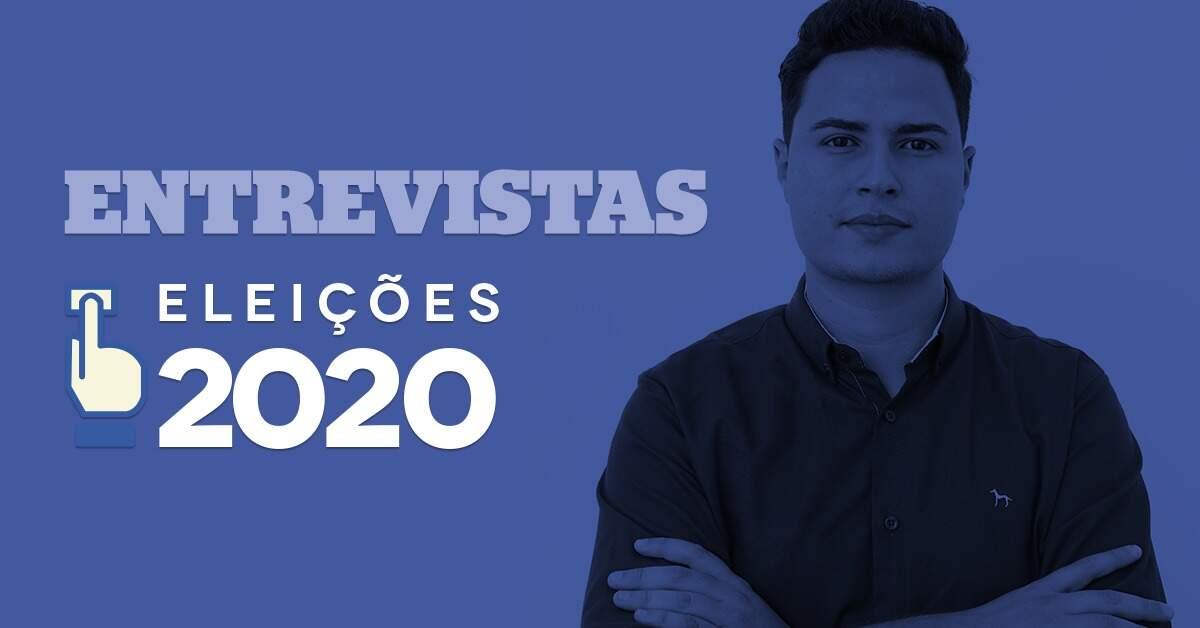 ASSISTA: Marcos Fontes, candidato a prefeito de Santa Bárbara, é entrevistado pelo LIBERAL