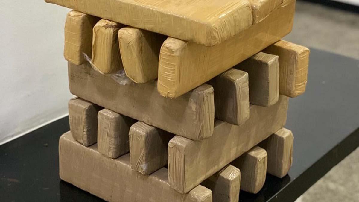 Polícia prende homem com 20 tijolos de maconha em Hortolândia
