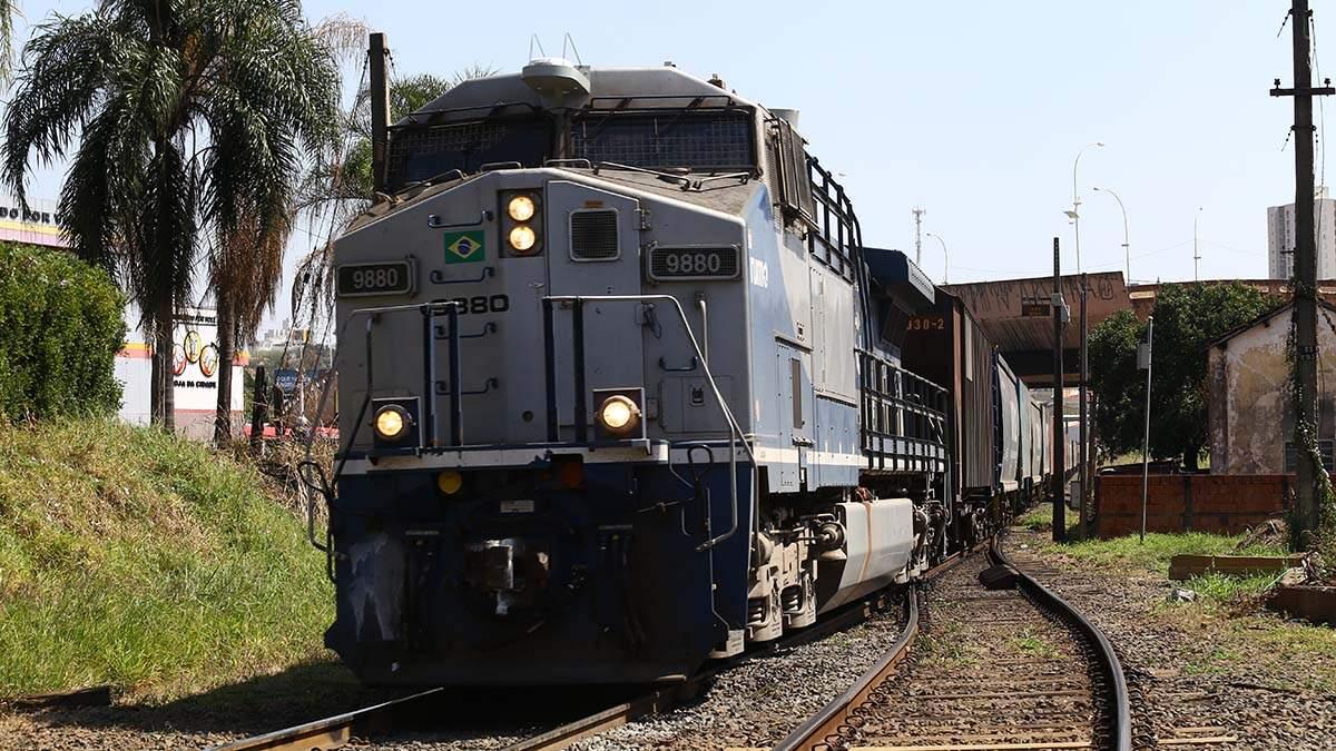 Doria anuncia duplicação de malha ferroviária em Americana e Sumaré
