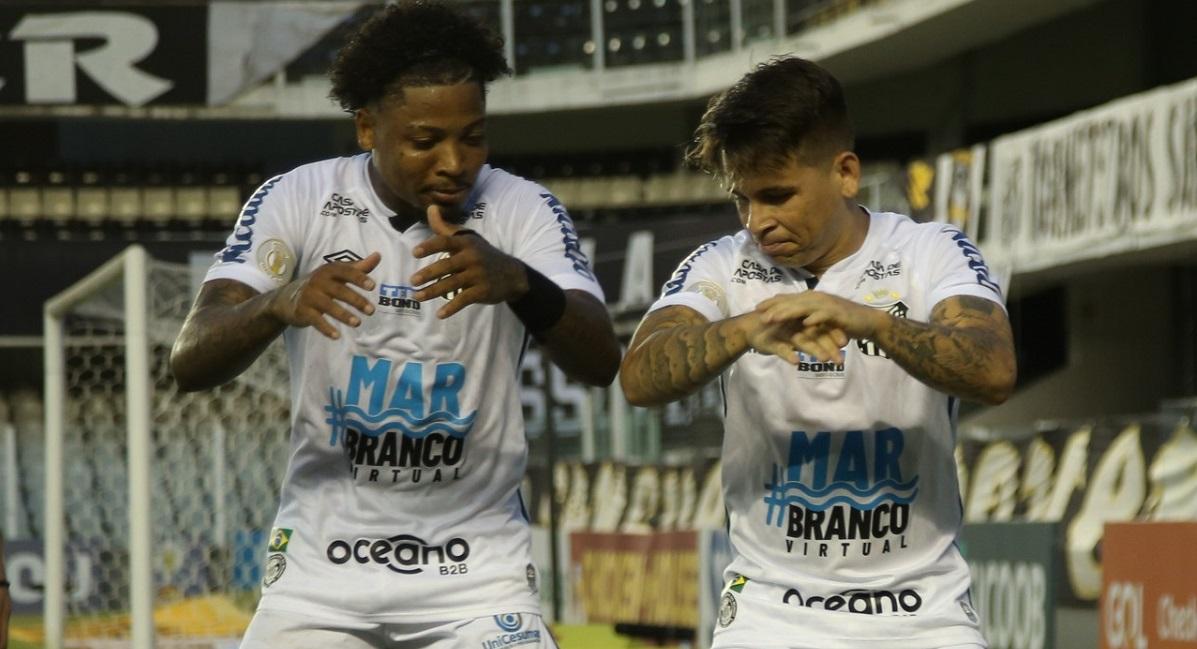 Cuca mexe e substitutos garantem vitória do Santos sobre o Sport