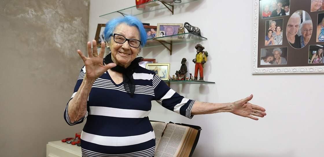Aos 105 anos, morre Dona Tintin, em Americana